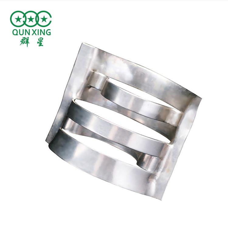 金属散堆填料 304共轭环 不锈钢填料 萍乡群星