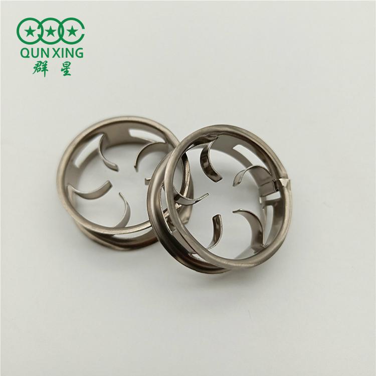 金属散堆填料 16mm不锈钢扁环 304扁环 萍乡填料厂群星