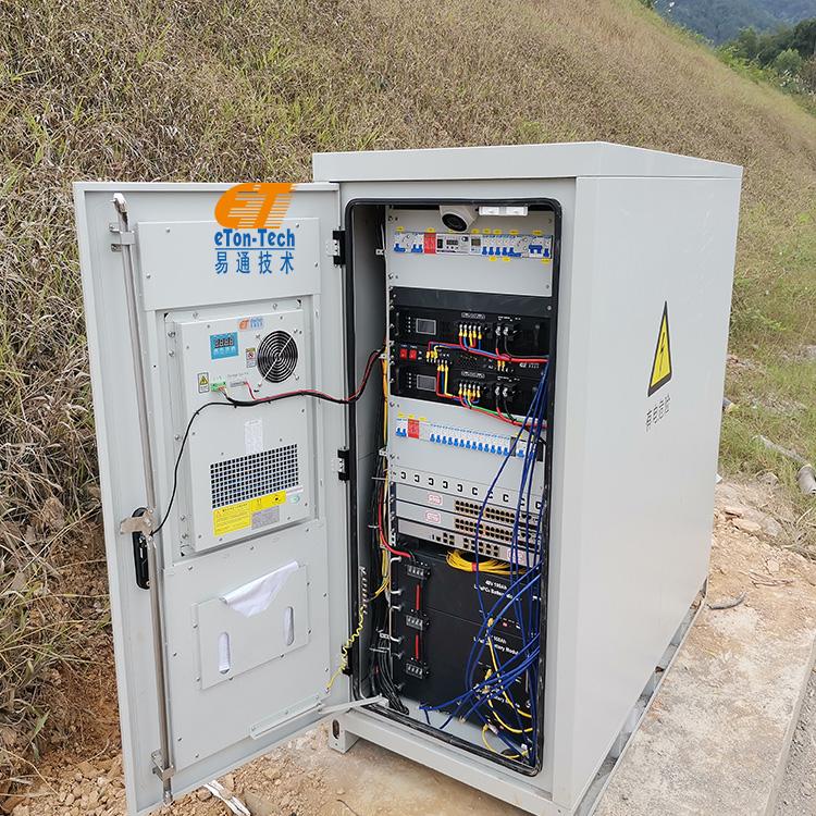 野外標準一體化機柜-ETC智能機柜-*電源柜!