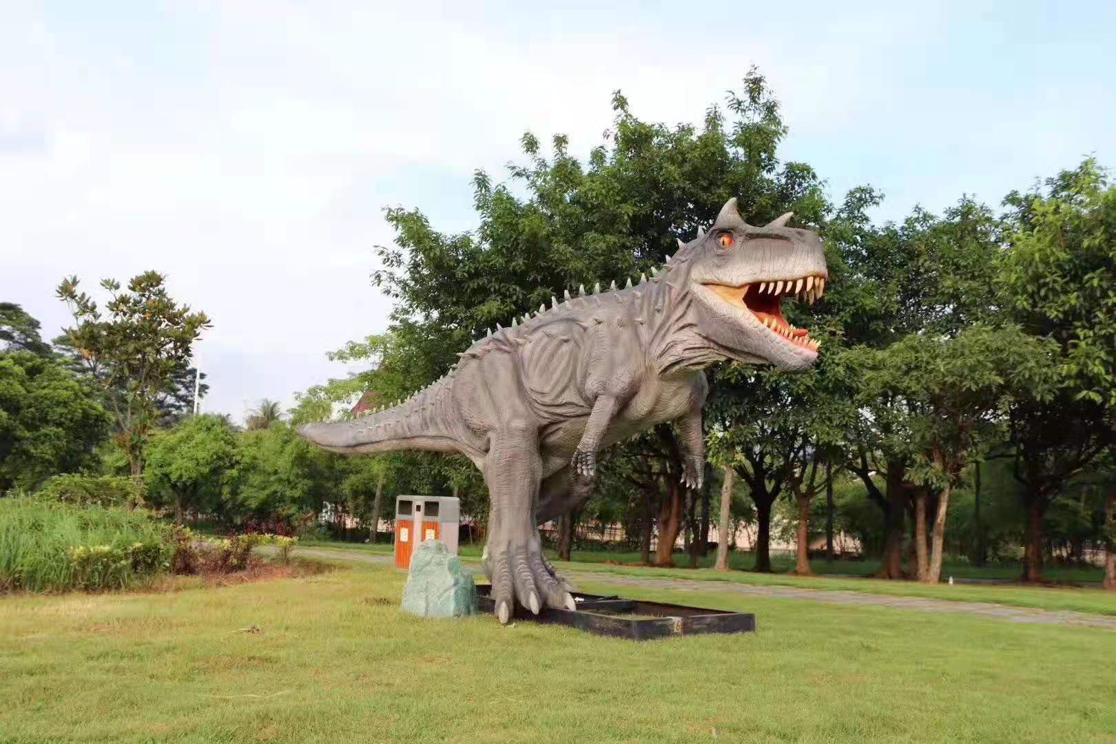 贵阳恐龙模型厂家