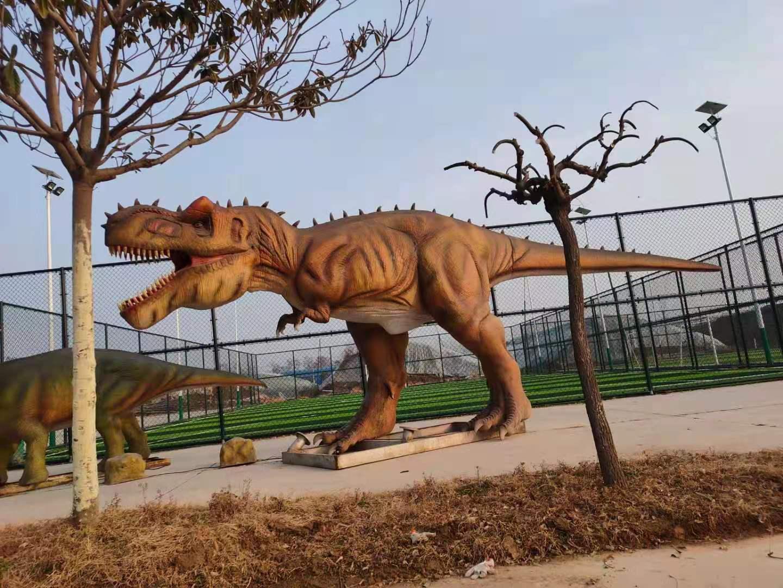拉萨恐龙模型出租价格