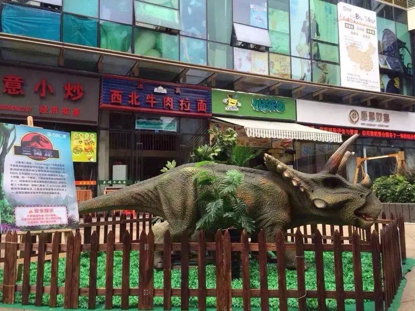 合肥恐龙模型租赁