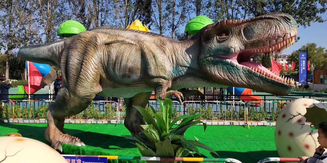 武汉恐龙模型费用