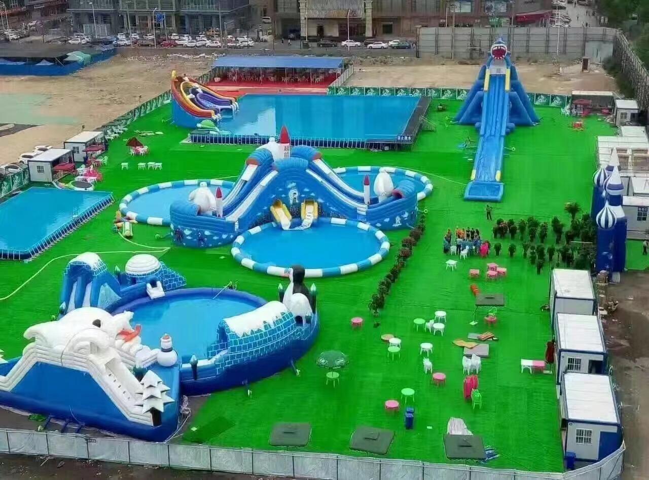 广州水上乐园方案