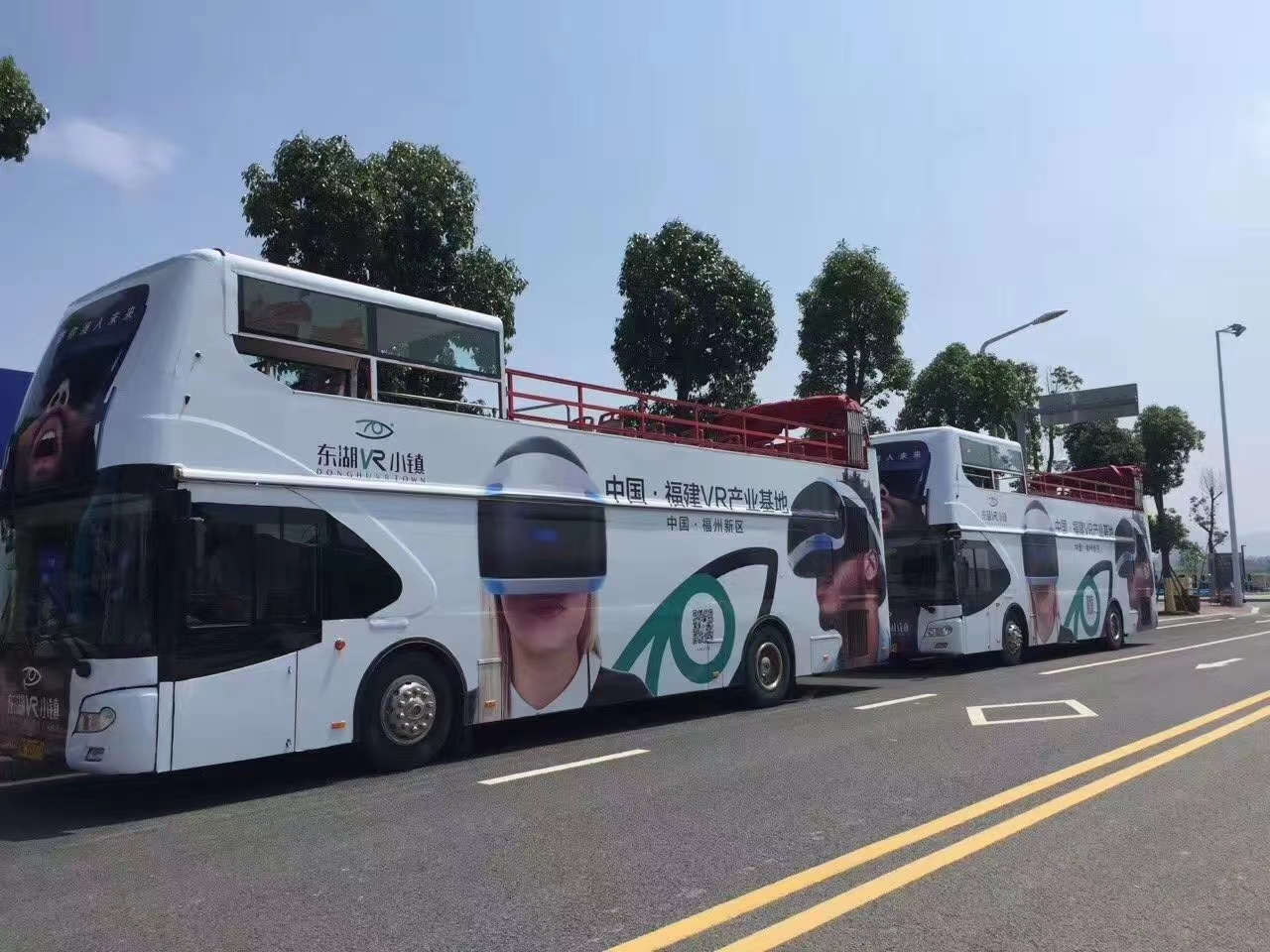 杭州双层敞篷巴士定制公司