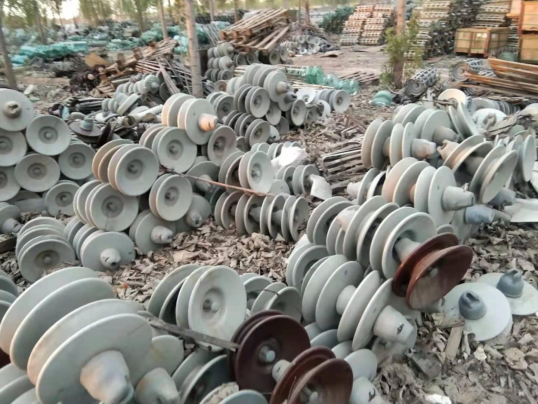 自貢回收電力瓷瓶電話 上門回收