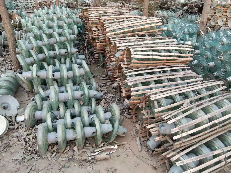 荊州回收玻璃絕緣子廠家