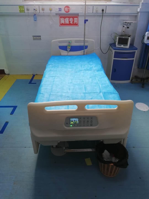 ICU起背床電話