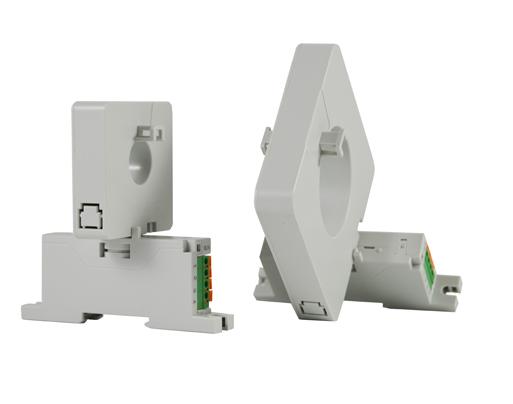 智能型電流變送器BA20-AI/I可通過RS485數據傳輸