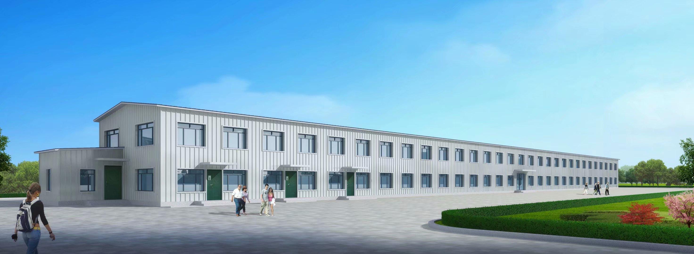 黑龍江省泰峰鋼結構安裝工程有限公司