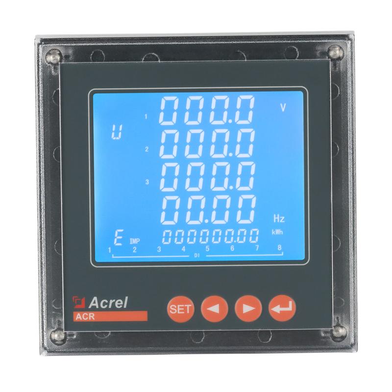 安科瑞多功能電表ACR220ELH 諧波表
