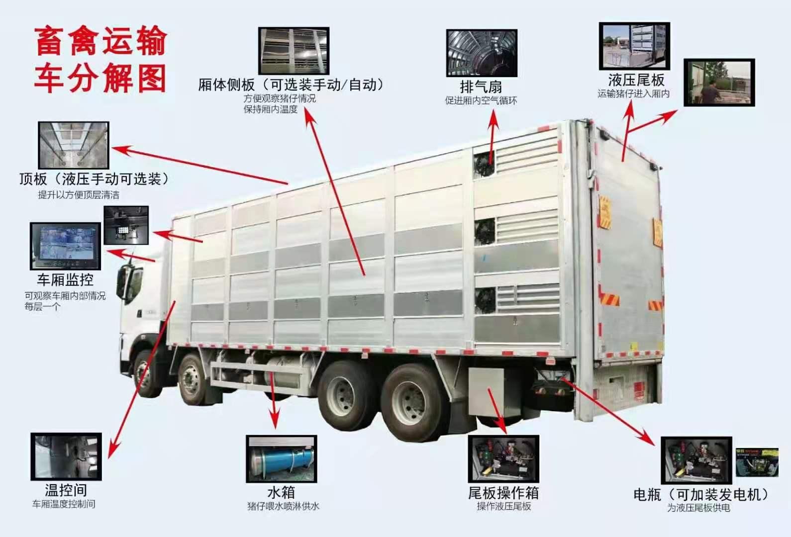 冷藏车 汕头1吨冷藏车 分期