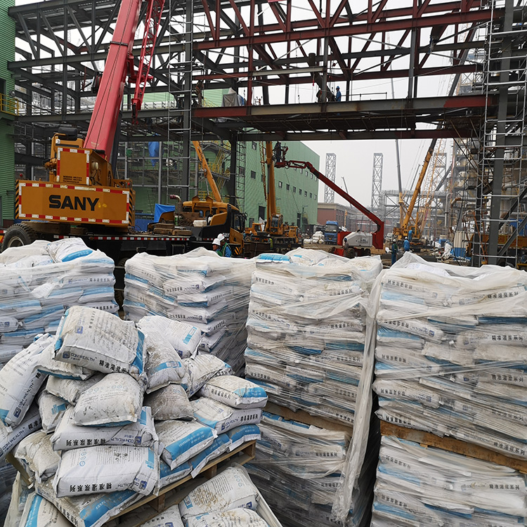 灌漿料加固灌漿施工 眾鑫特材生產
