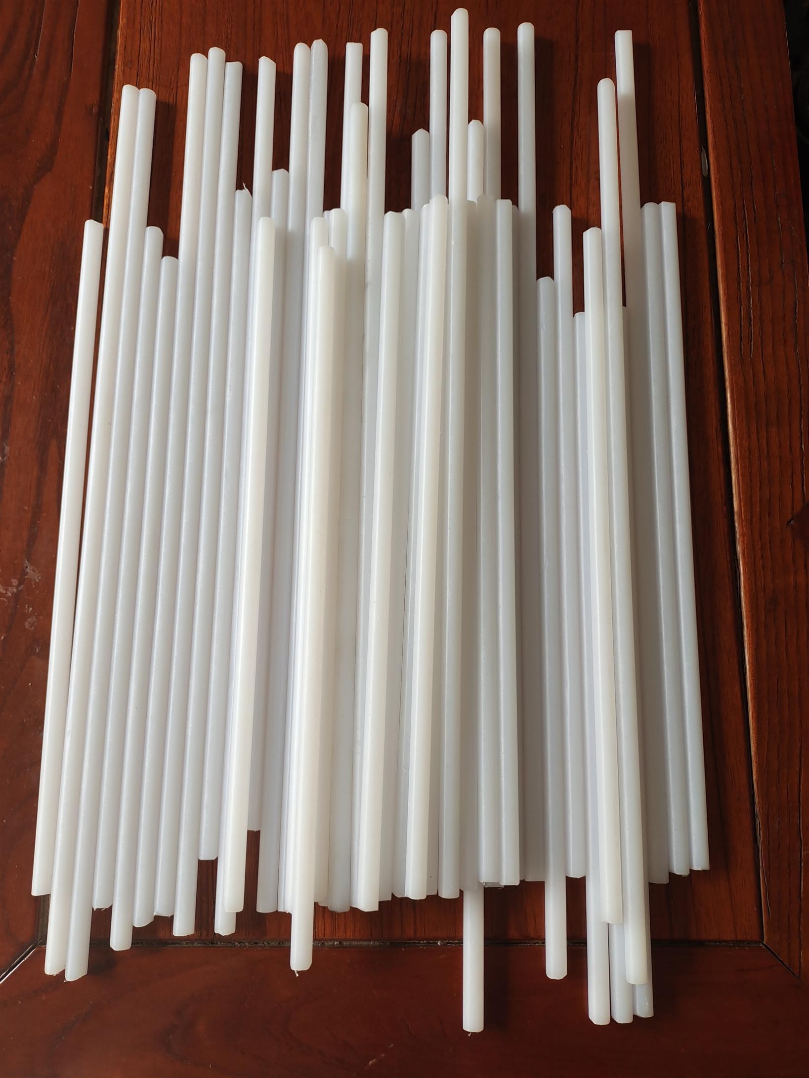 可溶性聚四氟乙烯棒 昆明白色PFA棒批發 南寧白色半透明PFA棒供貨商