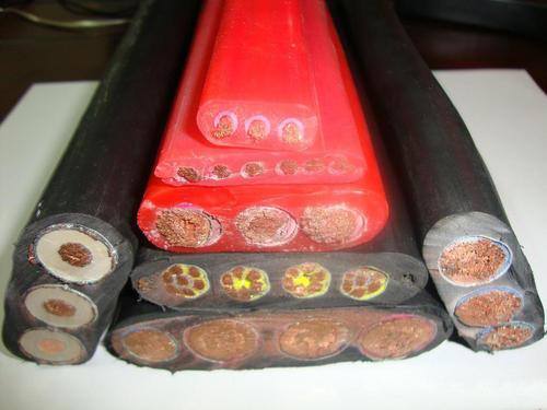 硅橡膠電纜KFG3X150