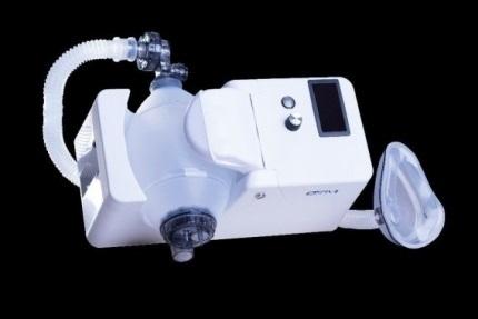 微型自動呼吸器