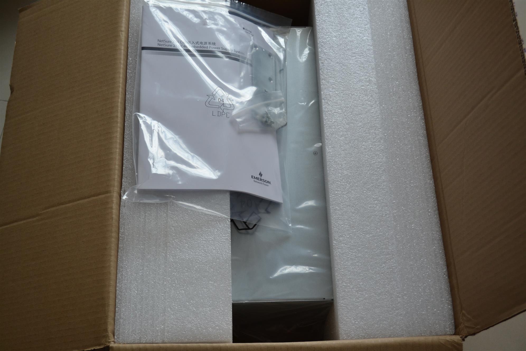 蘭州VERTIV維諦NetSure211C46/C23電源 -53.5V/40A 銷售與回收