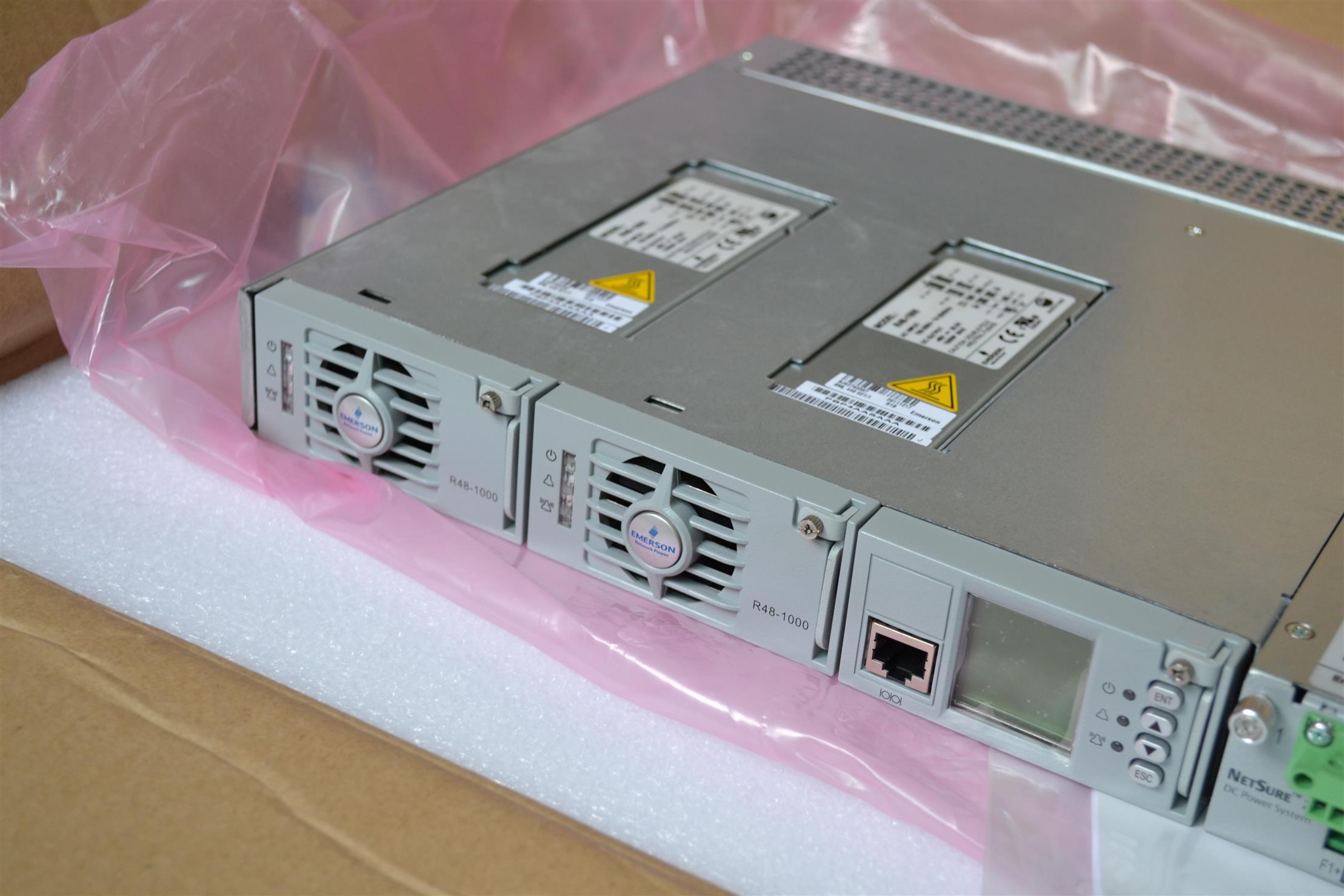 銷售與回收 NetSure211C46/C23機柜電源