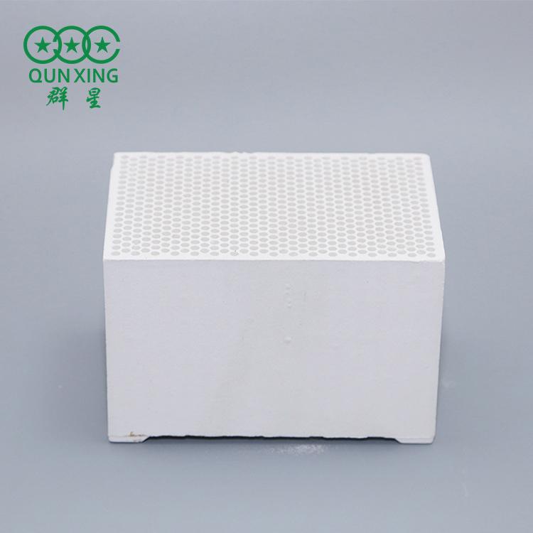 VOCs治理 RTO蓄熱 蜂窩陶瓷 蜂窩陶瓷蓄熱體 群星