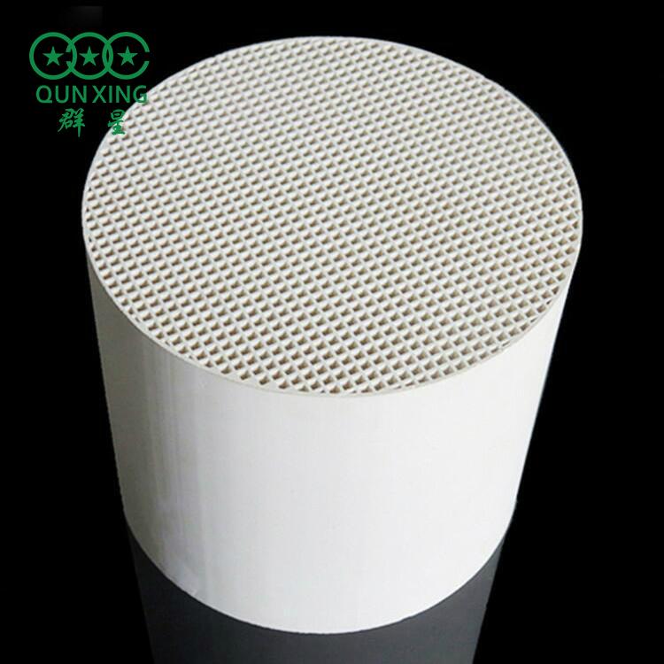莫來石堇青石 蜂窩陶瓷蓄熱體 耐火材料 萍鄉群星
