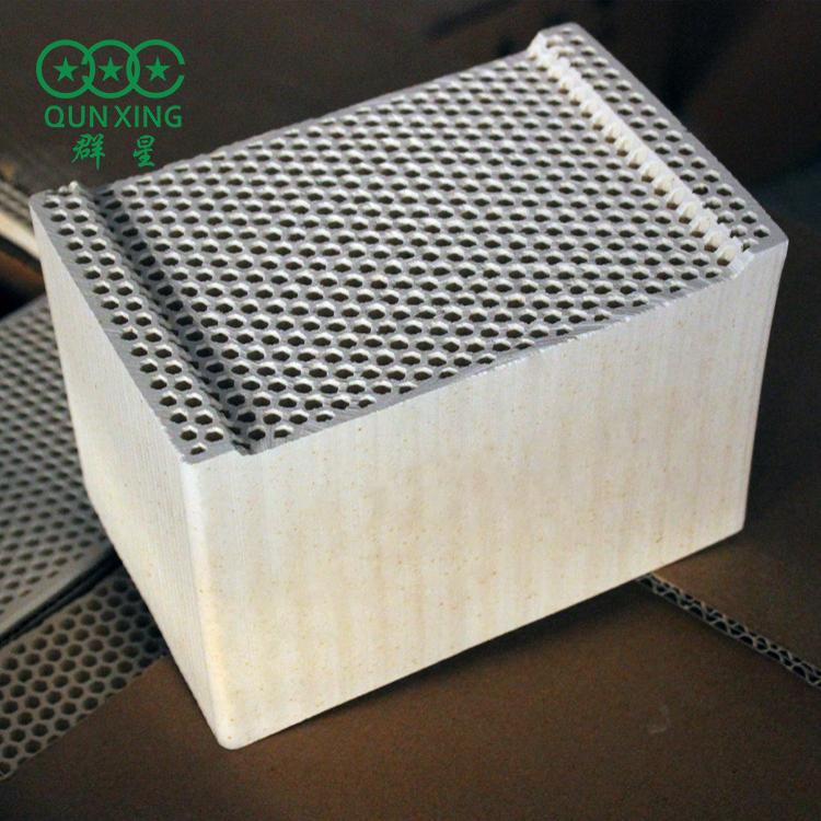 高鋁材質 蜂窩陶瓷蓄熱體 耐火材料 萍鄉群星