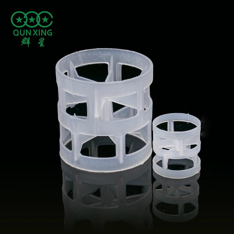塑料鮑爾環價格 PP聚丙烯 25mm鮑爾環 群星河北