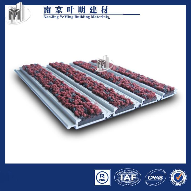上海門口防塵地毯價格 易清洗 防塵地墊