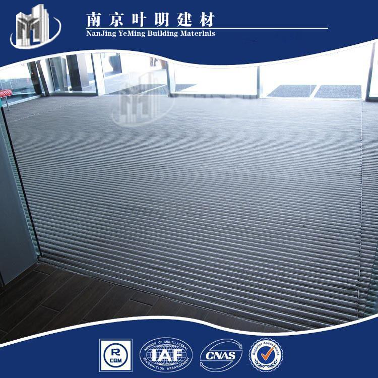 山花防塵地毯安裝方法 防塵地面