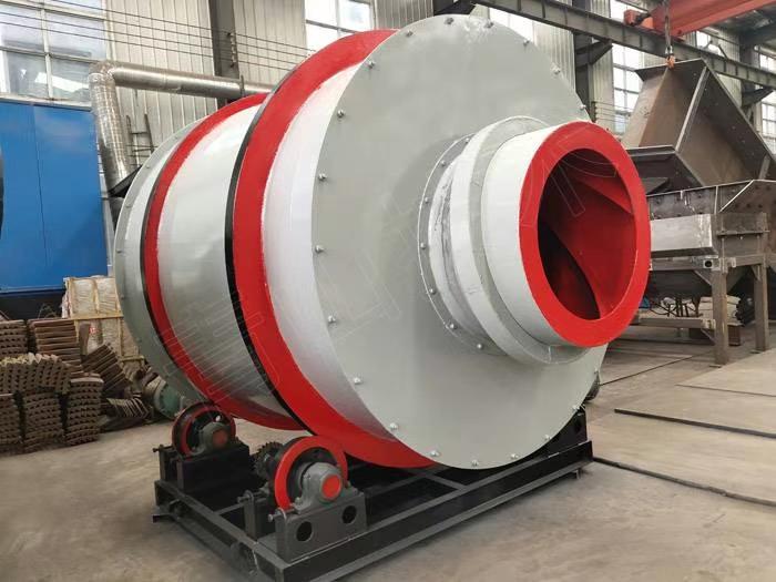 出售时产15吨河沙三筒烘干机供应