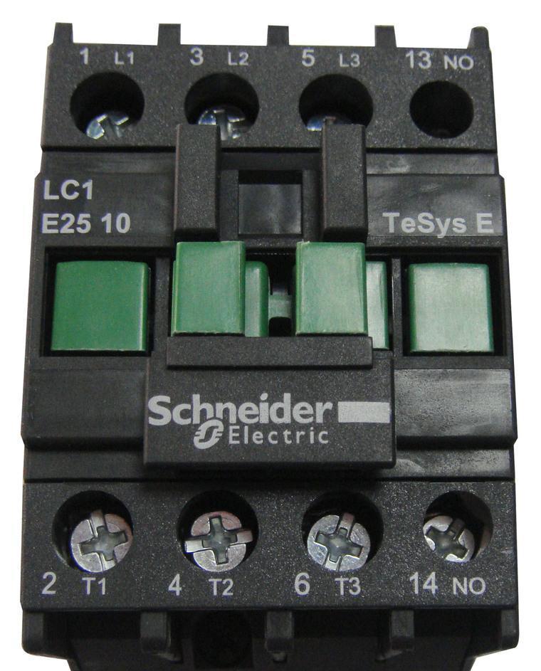 山西施耐德交流接觸器批發價格 岳陽施耐德接觸器代理