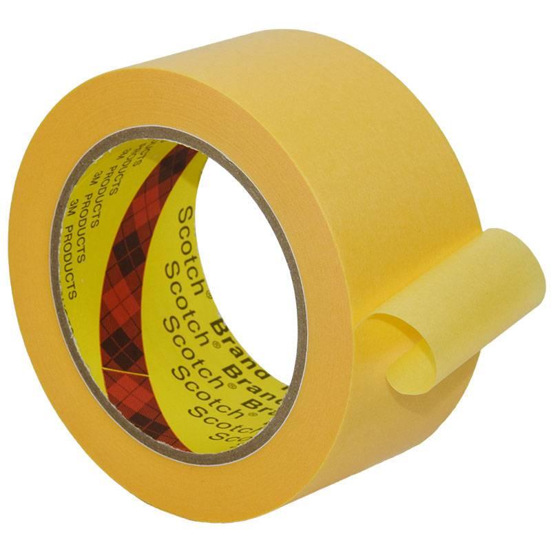 3M244美紋膠帶 PCB防焊無痕不留殘膠遮蔽膠 耐高溫汽車噴漆保護膠紙
