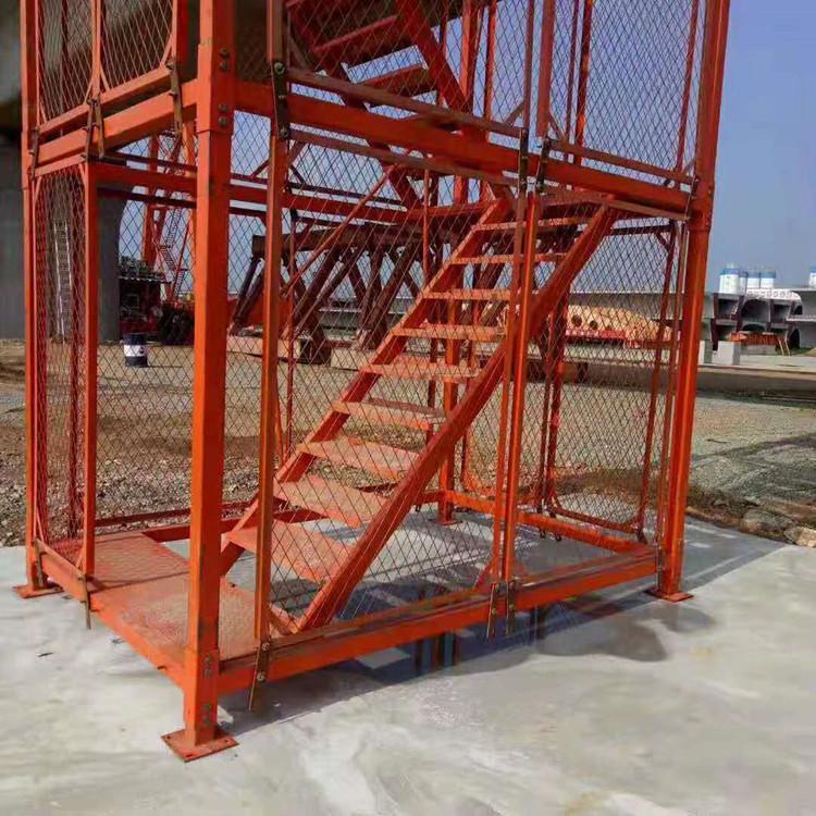 南通箱式梯笼