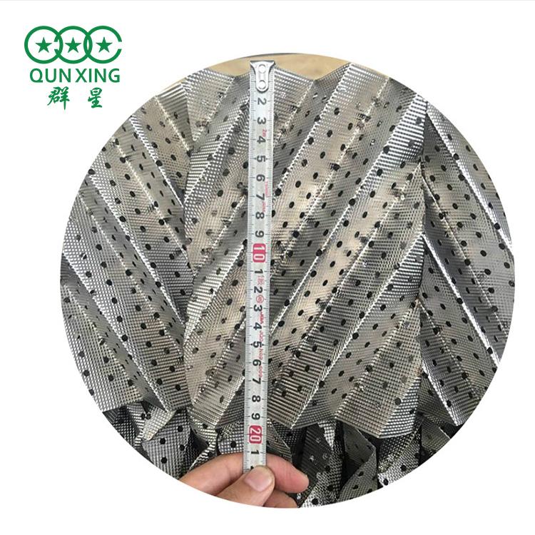 550Y波纹填料 金属波纹填料 规整填料 萍乡群星
