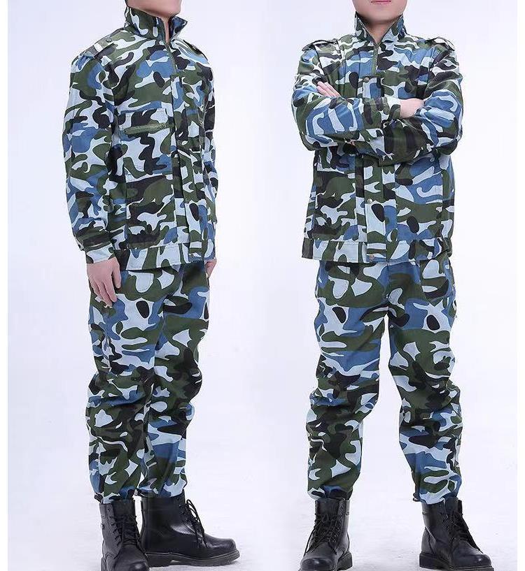 【軍訓服定制】軍訓服裝有多大碼