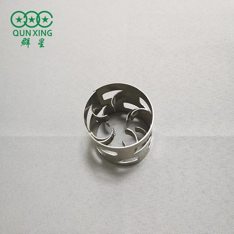 38mm金屬鮑爾環 304不銹鋼鮑爾環 鮑爾環填料廠家 群星