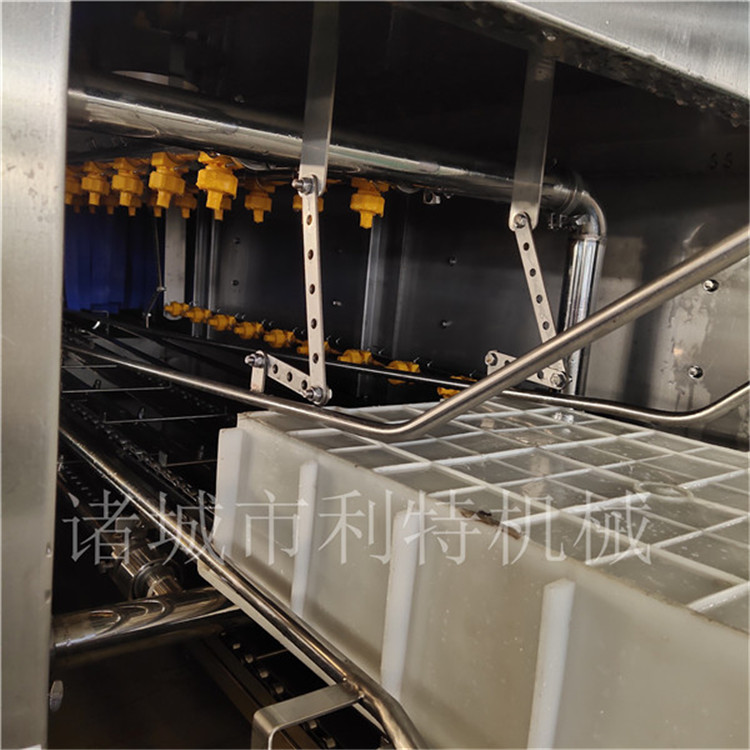 定制洗筐机自动补水