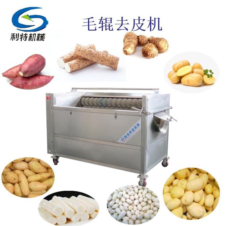 潮州新型净菜加工生产线