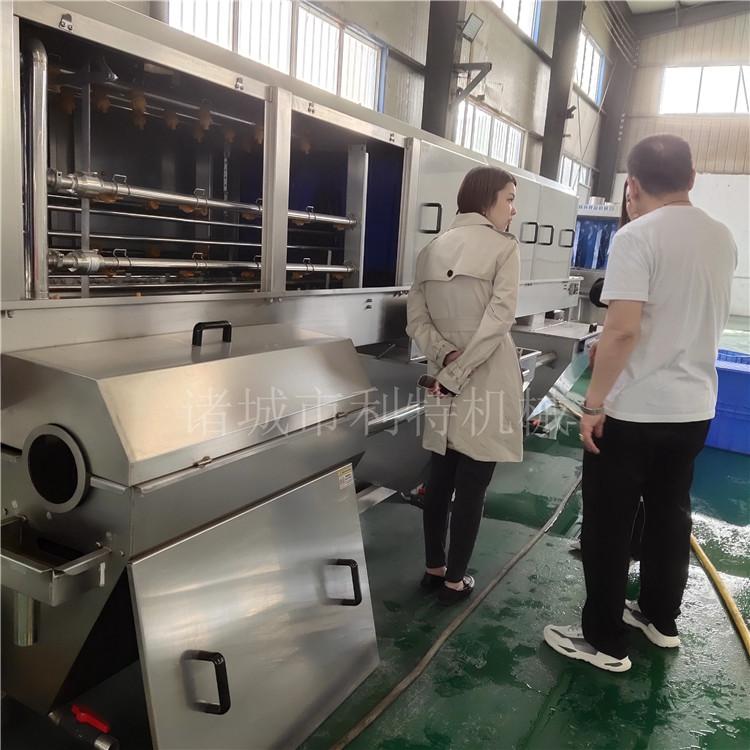 广西循环水托盘清洗机