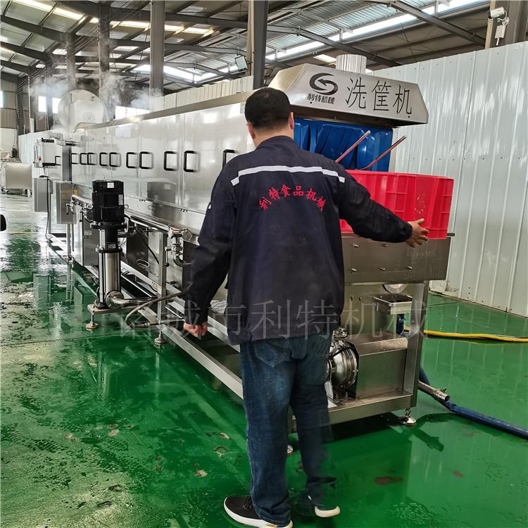 湖南循环水托盘清洗机