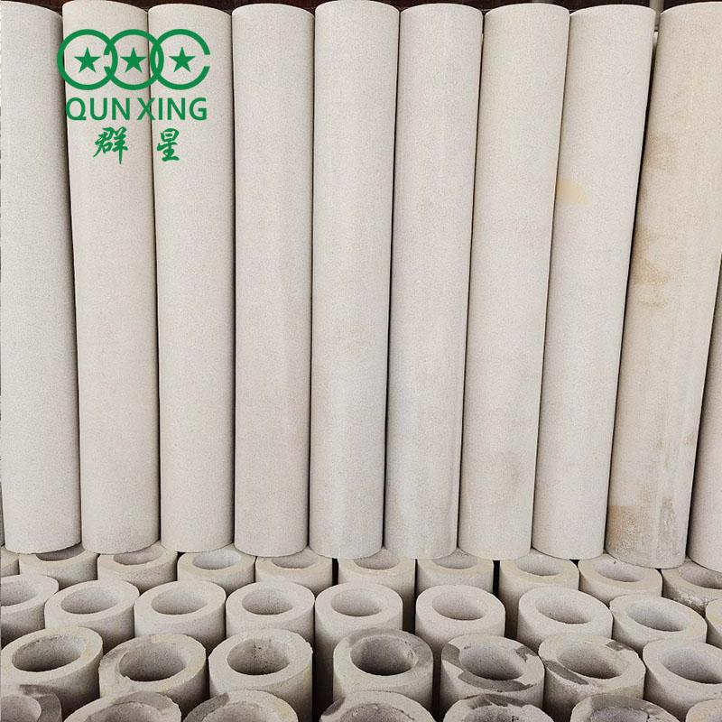 陶瓷膜過濾管 污水處理管式陶瓷膜 萍鄉群星 陶瓷過濾管廠家