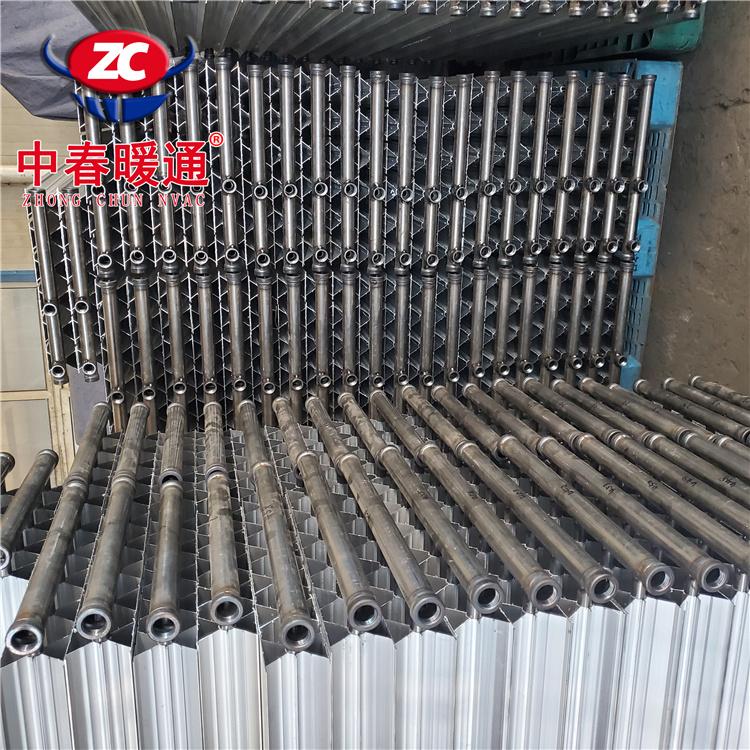 GZ5-1.77/6-12鋼制柱型散熱器 QF9D06鋼制暖氣片