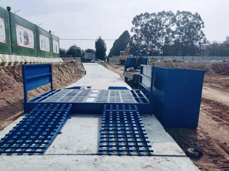 酒泉建筑工地洗車槽生產廠家_本地廠家