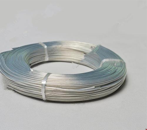 耐高溫鍍銀四氟線 AFP-250637/0.45 4 × 1.0