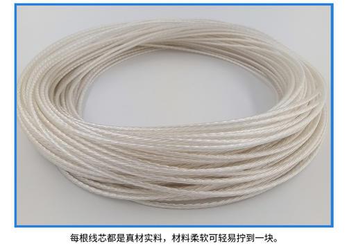 耐高溫鍍銀四氟線 AFFP-150 3 × 0.2