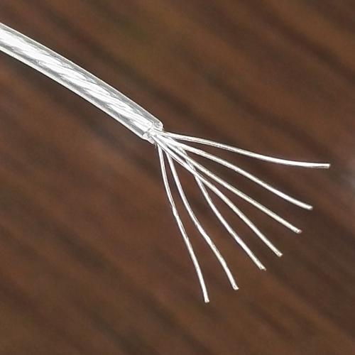 耐高溫鍍銀四氟線 AF-250637/0.45 19 × 0.2