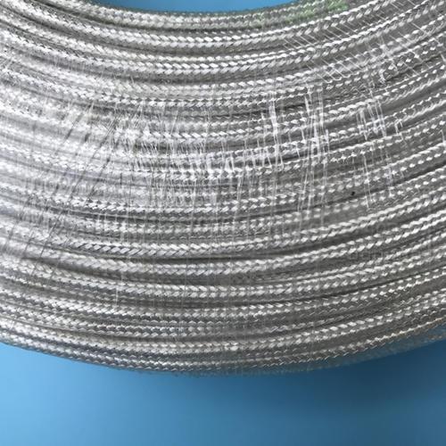 耐高溫鍍銀四氟線 AFF-200-7/0.18鐵氟龍單芯線 8 × 0.2