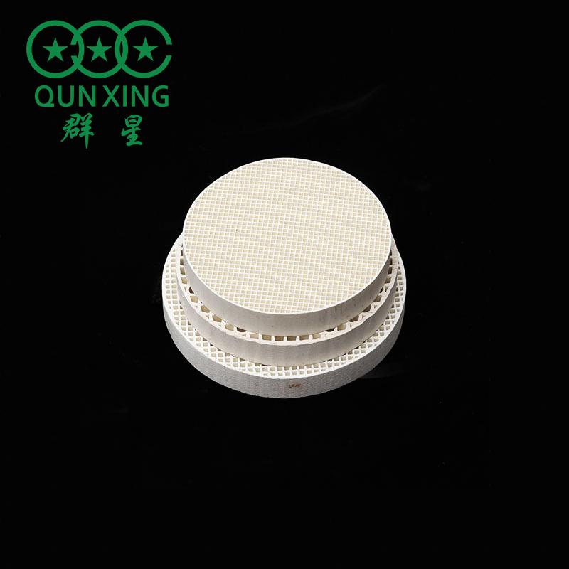 大尺寸蜂窩陶瓷 圓孔