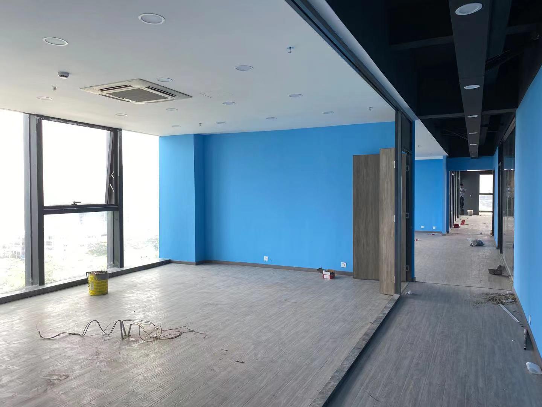 東坑角社廠房辦公室裝修設計