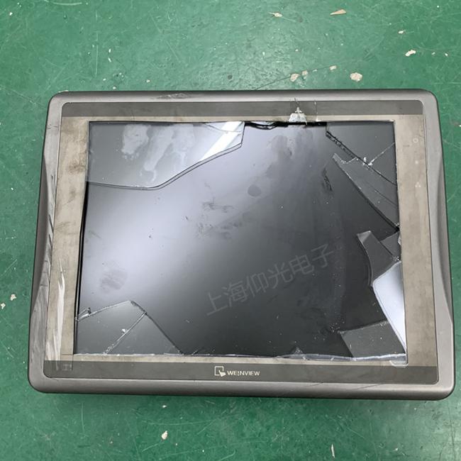 威綸觸摸屏維修MT8150iE 常見故障修理快當天好