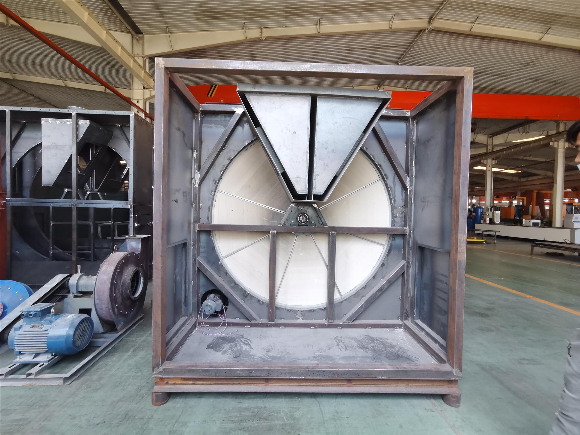 沸石转轮rto厂家 技术参数
